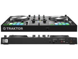 Native Instruments Traktor Kontrol S2 MK3 2 Kanal Traktor Controller - Thumbnail
