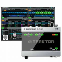 Native Instruments - Native Instruments Traktor Scratch A6