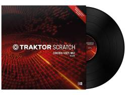 Native Instruments - Traktor Scratch MK2 Control Vinyl