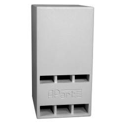 Apart - Apart SUB2400W 2 X 10'' Pasif Subwoofeer ( beyaz)