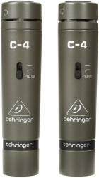 Behringer - Behringer C-4 Studyo Koro Kayıt Mikrofonu (Çift)