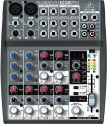 Behringer - Behringer Xenyx 1002FX 10 Kanallı Deck Mikser