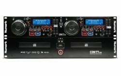 Numark - Numark CDN 77 USB Dual CD/MP3 Player