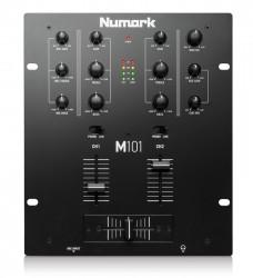 Numark - Numark M101 2 Kanal DJ Mikser
