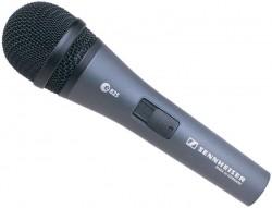 Sennheiser - Sennheiser E-825 S Vokal Mikrofonu