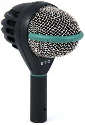 Akg - Akg D112 MKII Profesyonel Dinamik Bass Enstrüman Mikrofonu