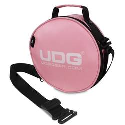 UDG - UDG Ultimate DIGI Headphone Bag Kulaklık Çantası Pembe