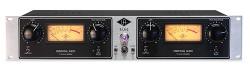 Universal Audio - UNIVERSAL AUDIO 2-LA-2 - Stereo Optik Compressor / Limtier