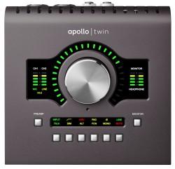 Universal Audio - UNIVERSAL AUDIO Apollo Twin Solo MKII - DSP'li Thunderbolt Ses Kartı