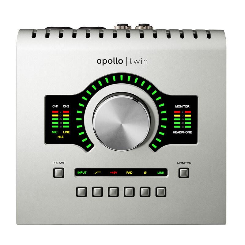 Universal Audio Apollo Twin USB - Heritage Edition