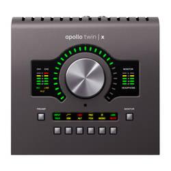 Universal Audio - UNIVERSAL AUDIO Apollo Twin X Quad DSP'li Thunderbolt 3 Ses Kartı