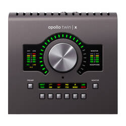 Universal Audio - Universal Audio Apollo Twin X Quad - Heritage Edition