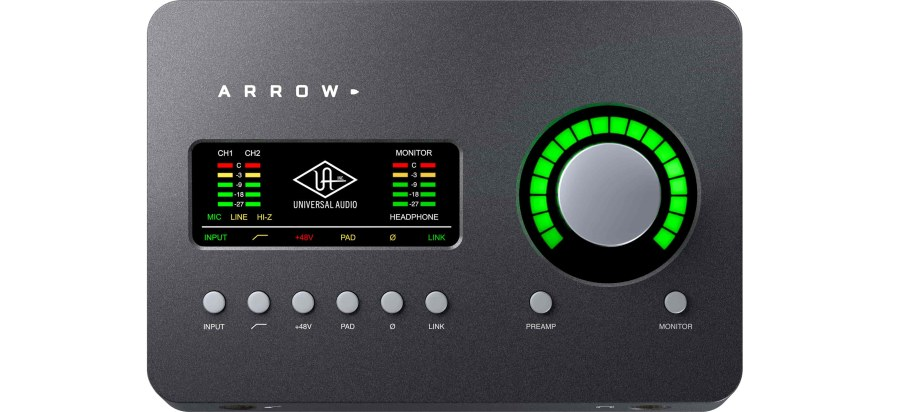 Universal Audio Arrow Thunderbolt Ses Kartı