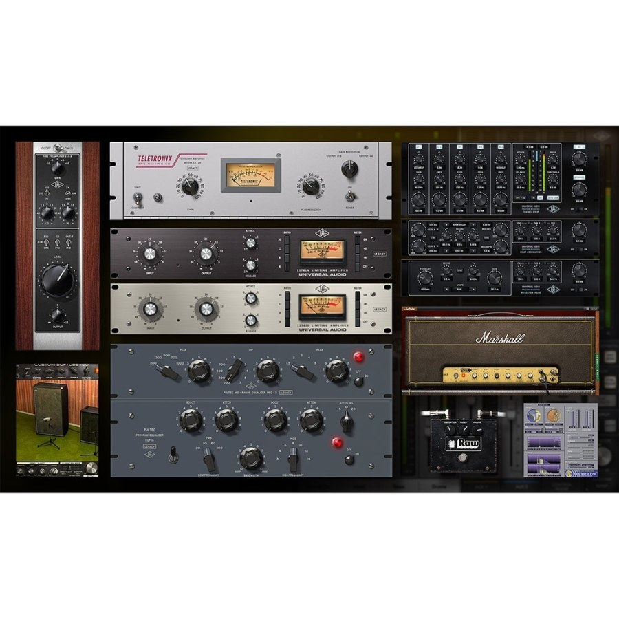 Universal Audio Arrow Thunderbolt Ses Kartı