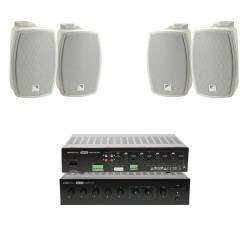InfoMusic Ses Paketleri - Üst Segment Cafe Mağaza Ses Sistemi