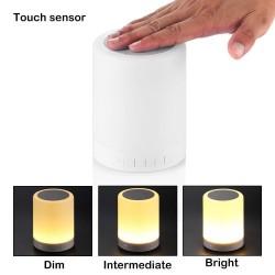 Vito - Vito Smart Senso Led Işıklı Bluetooth Hoparlör
