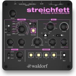 Waldorf - Waldorf Streichfett Synthesizer