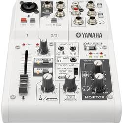 Yamaha - Yamaha AG 03 - 3 Kanal Efektli Deck Mikser