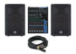 InfoMusic Ses Paketleri - Yamaha Canlı Müzik Ses Sistemi
