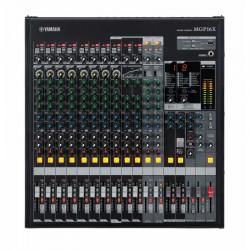 Yamaha - Yamaha MGP16X 16 Kanal Analog Mikser