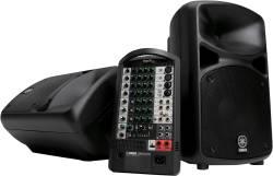 Yamaha - Yamaha StagePas-600i Taşınılabilir PA Sistem