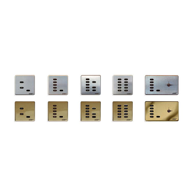 Zero88 Chilli Control Panels