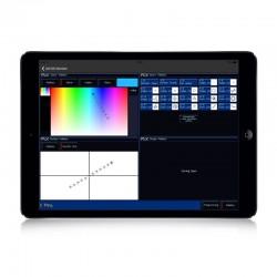 Zero88 - Zero88 iPad Air Showing ZerOS