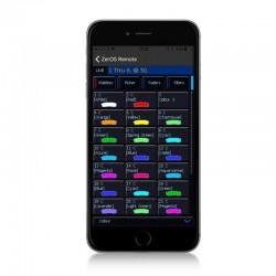 Zero88 - Zero88 iPhone 6 Showing ZerOS